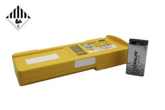 991064 DEFIBTECH Medizinakku zu Defibrillator AED Lifeline / DCF-100 / Typ DCF-200 / ORIGINAL