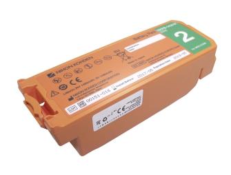 991065 NIHON KOHDEN Medizinakku zu Defibrillator Cardiolife AED2100 / Typ SB-212VK / ORIGINAL