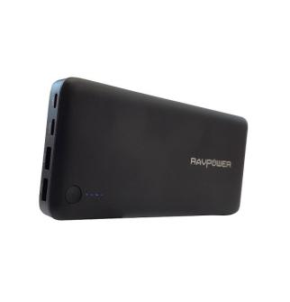 991082 POWERBANK RAVPower 26800mAh USB C