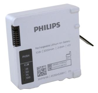991110 PHILIPS Medizinakku 989803196521 zu Intellivue X3 Monitor / ORIGINAL