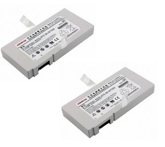 MINDRAY Medical battery SET for M9 / TE7 / FRU Monitor / LI24I002A / 115-023405-00 / ORIGINAL