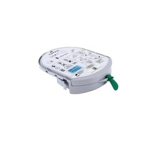991128 HEARTSINE Medizinakku zu Defibrillator 350P / inkl. 1 x Elektroden ERWACHSENE / ORIGINAL