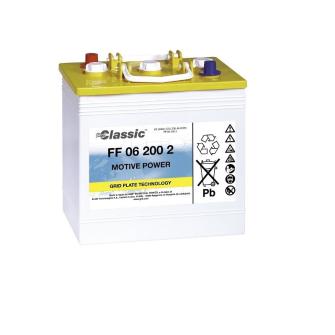 991167 EXIDE Classic Traction FF 06 200 2 6V 200Ah (5h) Pb