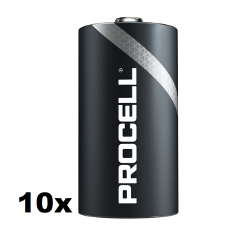 DURACELL PROCELL D Mono (MN1300 / LR20) 1.5V Alkaline