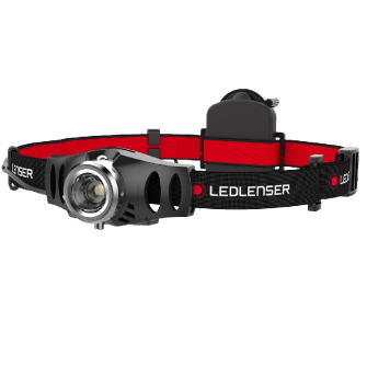LED LENSER iH3 headlamp with dimming  / IPX4 / 120 lumens