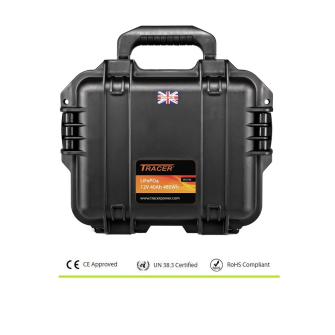 POWERBOX 12V 40Ah LiFePO4 Peli™ Case Kit / IP67