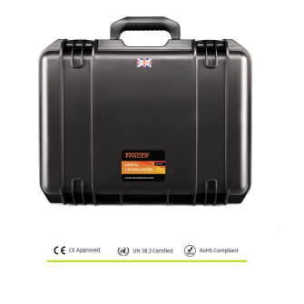 POWERBOX 12V 80Ah LiFePO4 Peli™ Case Kit / IP67