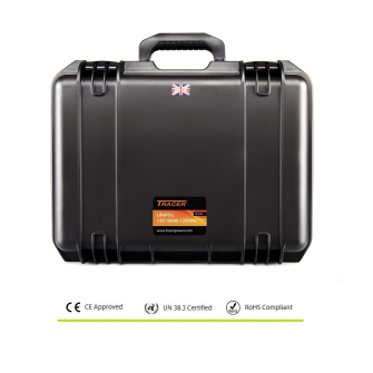 POWERBOX 12V 100Ah LiFePO4 Peli™ Case Kit / IP67