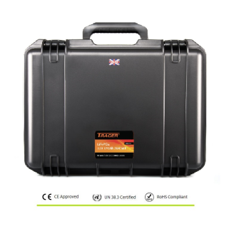 POWERBOX 12V 170Ah LiFePO4 Peli™ Case Kit / IP67