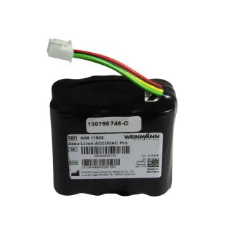 WEINMANN Batterie médicale pour pompe Accuvac Pro Typ WM11603 / ORIGINAL
