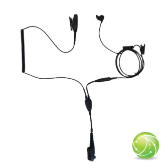 AKKUPOINT HEADSET for concealed carry ear bone micro / for TPH900