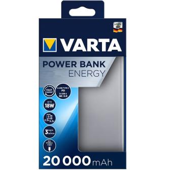 VARTA POWERBANK ENERGY 20000mAh