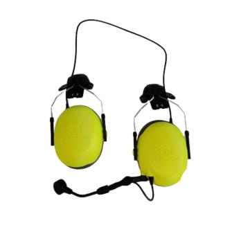 HEADSET PELTOR CH-3 FLX2, Helmbefestigung, Gehörschutz, gelb / CE