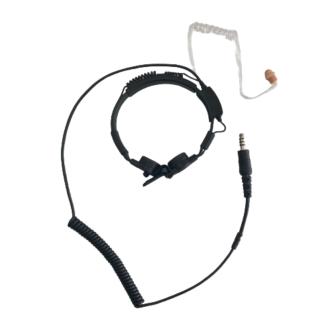 HEADSET Hörsprechgarnitur Kehlkopfmikrofon mit Nexusbuchse