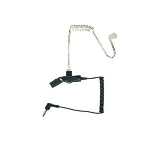 MOTOROLA PMLN7560 Kit oreillette avec tube accoustique et jack 3.5mm coudée / ORIGINAL