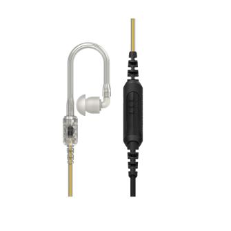 MOTOROLA PMLN8082 Ecouteur à 1 fil avec PTT en ligne / ORIGINAL