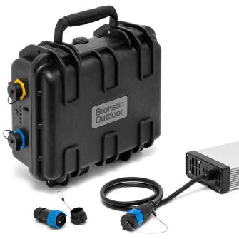 BRONSON Outdoor MB-55 Fast Kit 12V 55Ah Li-Ion / IP67