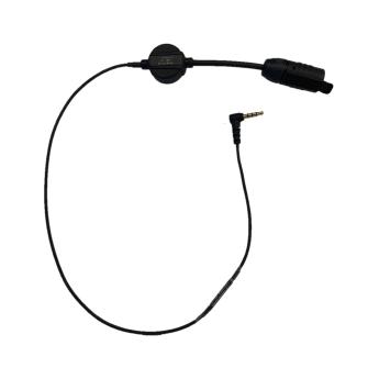 SILYNX CLARUS Smartphone Adapter / 3.5mm Jack / noir