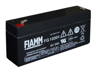 998073 FIAMM FG10301 6V 3Ah Pb / VdS