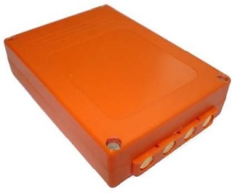 HBC Battery for crane radio control FUB05AA