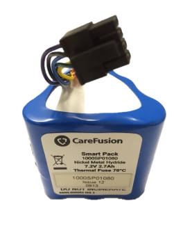 998236 CAREFUSION Medizinakku zu Asena / Alaris Syringe Pump / 1000SP01122 1000SP01080 / ORIGINAL