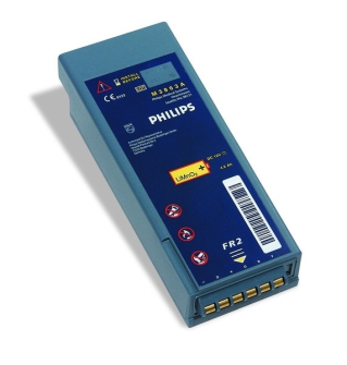 PHILIPS Batterie médicale M3863A pour Heartstart FR2 / FR2+ / ORIGINAL
