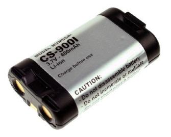 CASIO Battery for Scanner DT-900 / DT-923LI