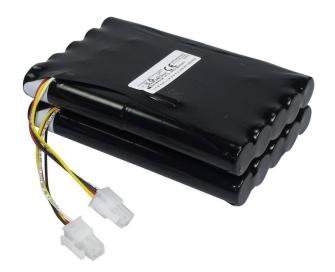998440 DATEX OHMEDA Medizinakku zu Monitor S5 / Set aus 2 Akkus