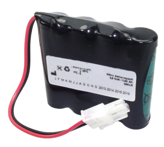 OMRON Medical battery for sphygmomanometer Healthcare HEM-907 / CE
