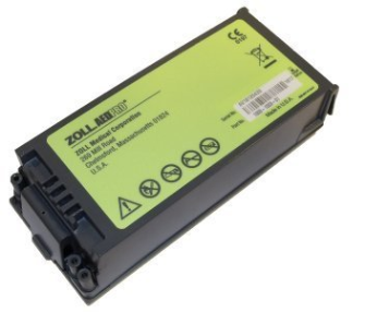 998481 ZOLL Medizinakku zu Defibrillator AED Pro / Typ 8000-0860-01 / 1008-1003-0 / ORIGINAL