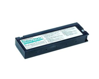 NIHON KOHDEN Batteria medicale per ECG 9010 / 9020 / 9022 / 9110 / 9130 / CG9132 / ORIGINAL