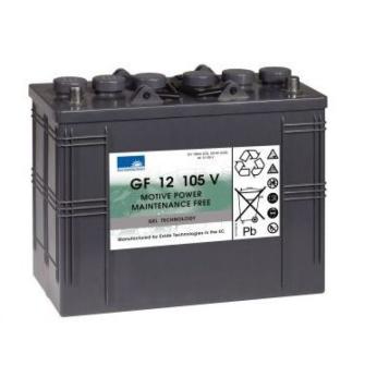 998616 EXIDE SONNENSCHEIN Gel Traction GF 12 105 V 12V 105Ah (5h) Pb