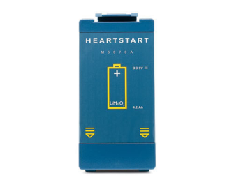 PHILIPS Medical battery Heartstart M5070A / M5067A for HS1/FRx / ORIGINAL