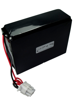 998650 HEWLETT PACKARD Medizinakku zu Defibrillator/ Monitor Codemaster XL Plus M1758A