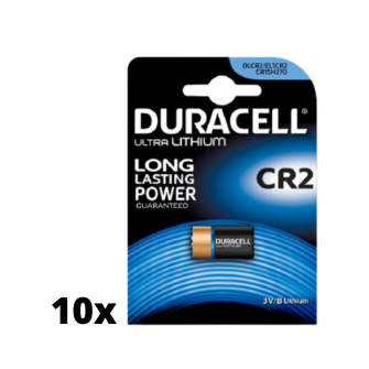 DURACELL Ultra CR2 3V Photo Lithium