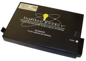 ESAOTE Medical battery for ultrasound Mylab 25 / Mylab 30 Gold /  NL2024HD / CE