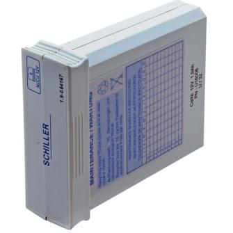 998805 SCHILLER Medizinakku zu Defibrillator Defigard 1002 / 2000 / 2002 / 6002 / ORIGINAL