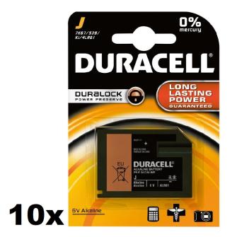 DURACELL Flatpack J / 7K67 / 4LR61 6V Alkaline