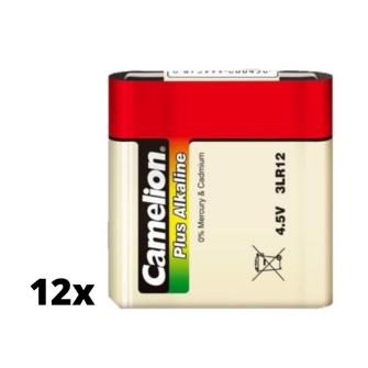 CAMELION 3LR12 Flachbatterie 4.5V Alkaline