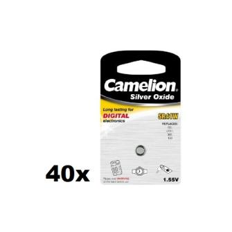 CAMELION SR41W 1.55V Silver
