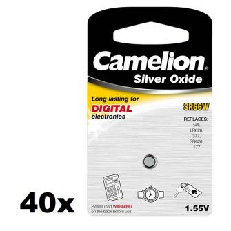 CAMELION SR66W 1.55V Silver
