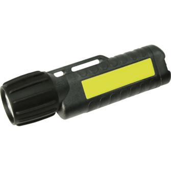 UK LIGHTS lampe torche UK3AA eLED CPO ES / Interrupteur arrière / noir / EX / 110 lumen