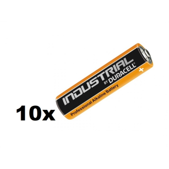 DURACELL INDUSTRIAL AAA Micro (MN2400/ LR03) 1.5V Alkaline