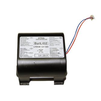ATRAL Lithium Batterie BatLi02 7.2V 13Ah Lithium ORIGINAL