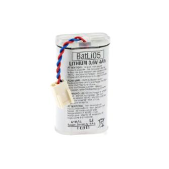 ATRAL Lithium Batterie BatLi05 3.6V 4Ah Lithium ORIGINAL