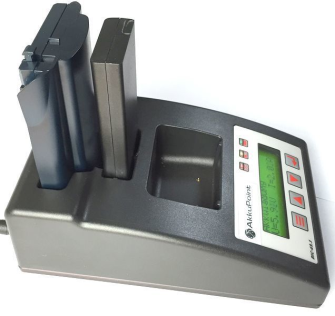 AIRBUS / POLYCOM / TETRAPOL / EADS / Charger and analyzer for two way radio batteries G2 / TPH700