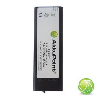 AIRBUS / POLYCOM / TETRAPOL / EADS / AKKUPOINT Two-way radio battery for TPH700 / CE
