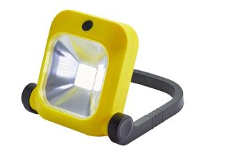 999125 NightSearcher Galaxy-2000 portabler LED Flutstrahler / 1'000 / 2'000 Lumen