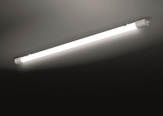 999248 PLANOX ECO Decken- und Wandleuchte LED / IP66 / IK08 / 3'650 Lumen