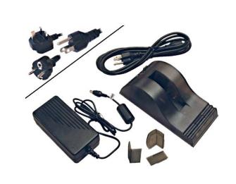 999251 LADEGERÄT zu PHILIPS Desktop Smart Charger - Calibrator CH5000